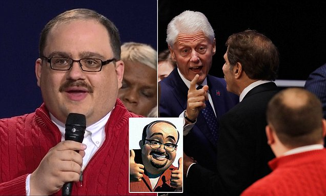 The real winner of the second debate: Internet falls in love with Kenneth Bone, the