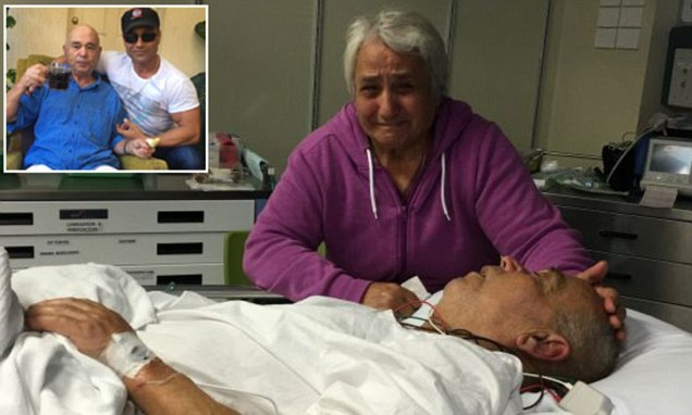 Stroke victim Nick Taousanis dies after Prince of Wales Hospital refused to give him