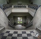 Haunting beauty of abandoned mansions
