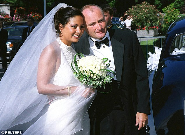 Orianne and Collins got married in 1999 and they had two sons together
