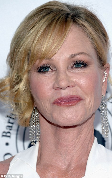 The daughter of actress Tippi Hedren, once famous for her marriage to Don Johnson, now divorced from Antonio Banderas, Ms Griffith made her name in the movie Working Girl in 1988