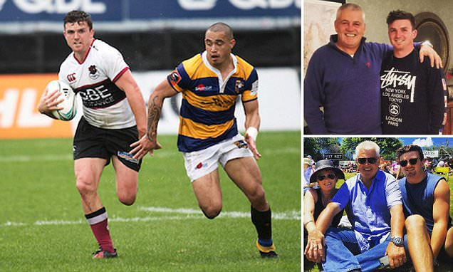 Warren Gatland beware... son Bryn is plotting to defeat his father's Lions with Auckland