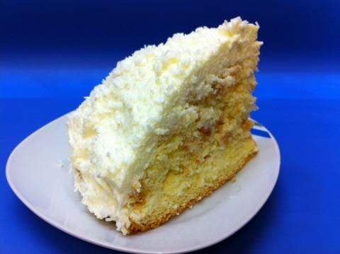 """Кокосовый торт """"Рафаэлло"""""""