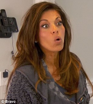 Took it hard: Dolores Catania and Siggy Flicker were still distressed over the Vermont trip