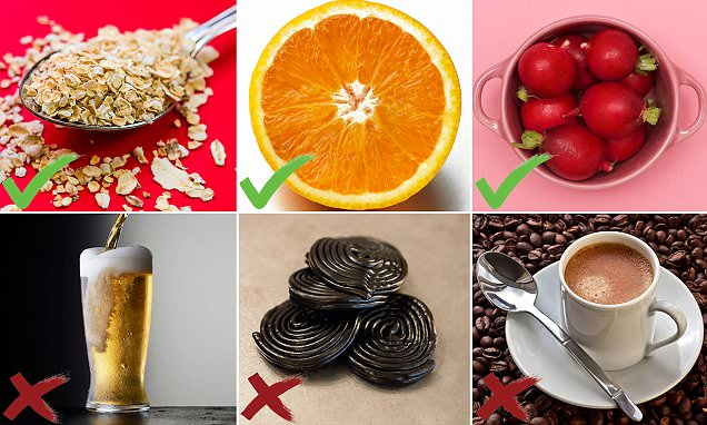 Have YOU got high blood pressure? Revealed, 7 things you should either eat or avoid to