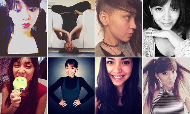 California woman Victoria Vega claims she has EIGHT different personalties