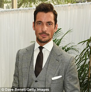David Gandy made nearly £1 million last year