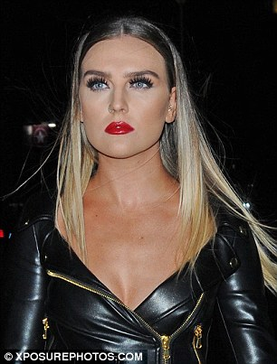 Brief romance: Its been reported Perrie Edwards enjoyed a whirlwind romance with YouTube star Joe Sugg