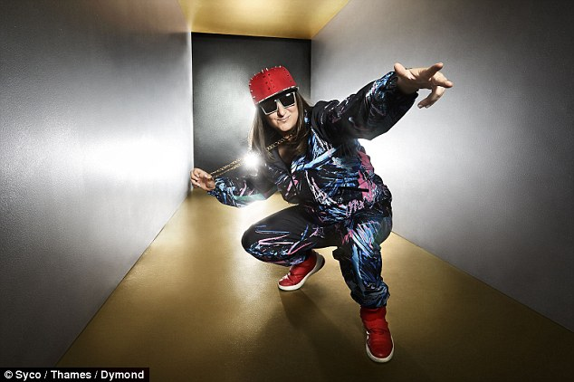 Sharon Osbourne branded Honey G (pictured) as 'unique' and 'quite different'