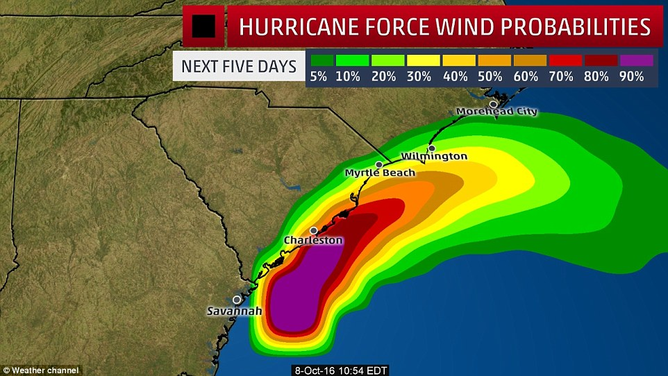 The tropical cyclone was still sustaining hurricane-force winds of 75 mph as of Sunday morning