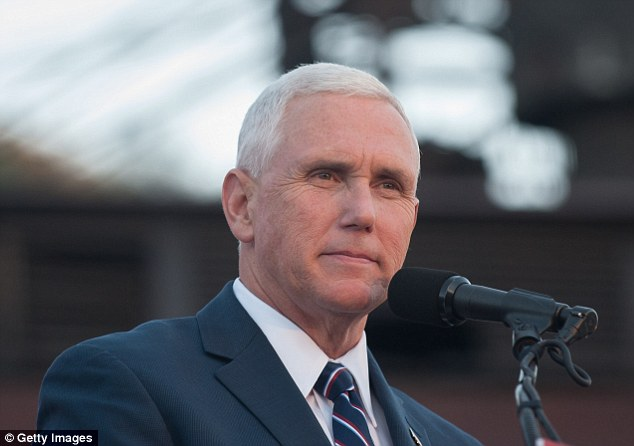 Mike Pence will wait until after Sunday's debate to decide whether he will dump Donald Trump, it has been claimed