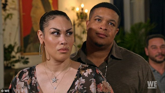 Boss: Keke Wyatt from ¿R&B Divas: Atlanta¿ and husband Michael Jamar Ford told the cameras they have been married for six years with Keke saying that a lot of their problems were caused by her husband ¿working¿ for her