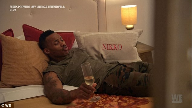 Good point: But Nikko argued his name was on the pillows