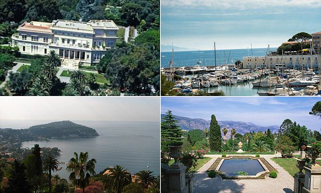 The most expensive home on the planet? French villa is valued at £250m