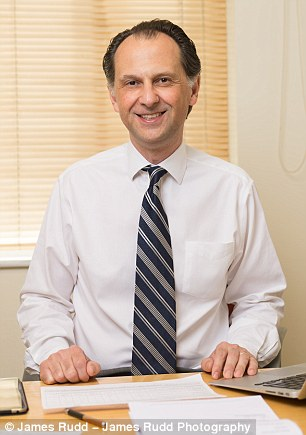 Marc Laniado is a consultant urologist at Wexham Park NHS Hospital in Surrey and Windsor Urology