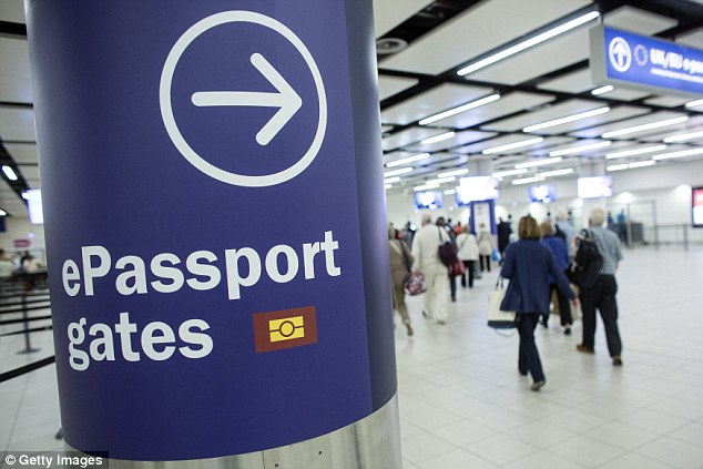 The issue of how to introduce passport controls after Brexit without installing a hard border with Ireland is one of the trickiest facing the government