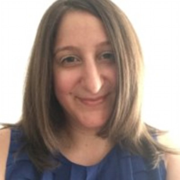 X Factor star Honey G is really IT recruitment consultancy director Anna Gilford, pictured