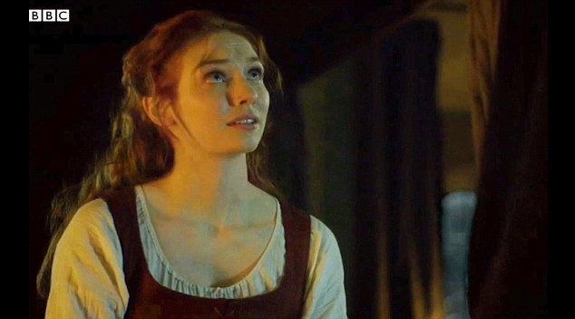 The steamy scene prompted hundreds of tweets on Twitter, with many willing to forgive Poldark's recent bad behaviour