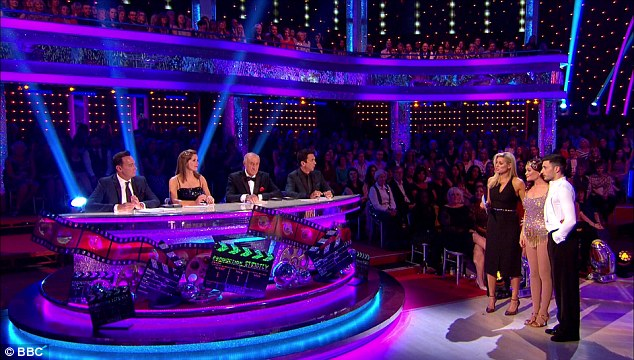 Shock:Ultimately Len, Craig and Bruno chose to save Laura and Giovanni with Len having the deciding vote
