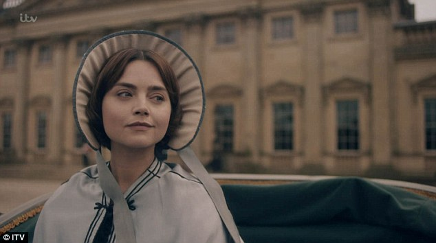 Finale: It came as something of a surprise to find that the final episode of Victoria had been treated as a cliff-hanger