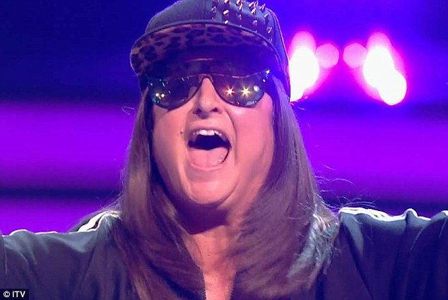 Could she win the competition? Honey G has also made it through to the next stage
