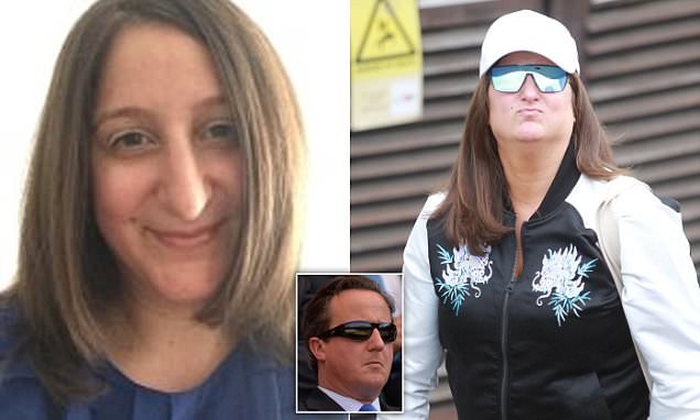 Is X Factor rapper Honey G really David Cameron in disguise?