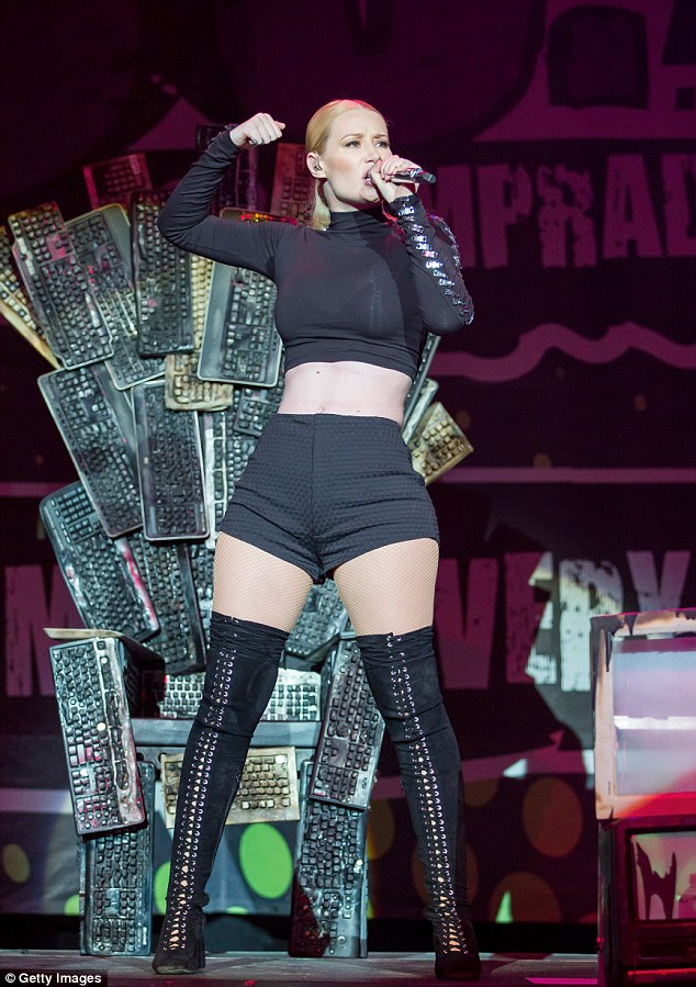 'I don't need to make this any worse than it's already going to be': Iggy revealed that she finds it 'hard to be mean to people' because of her own experiences in the spotlight