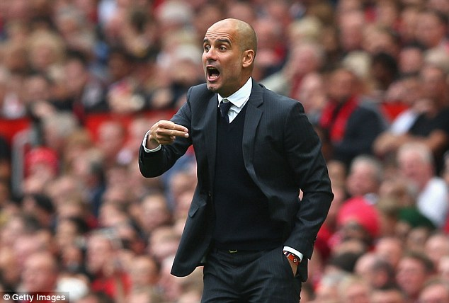 The potential loss of Aguero would represent a big blow to City boss Pep Guardiola