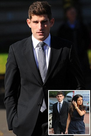 Ched Evans tells his rape retrial 'victim was enjoying herself during sex'