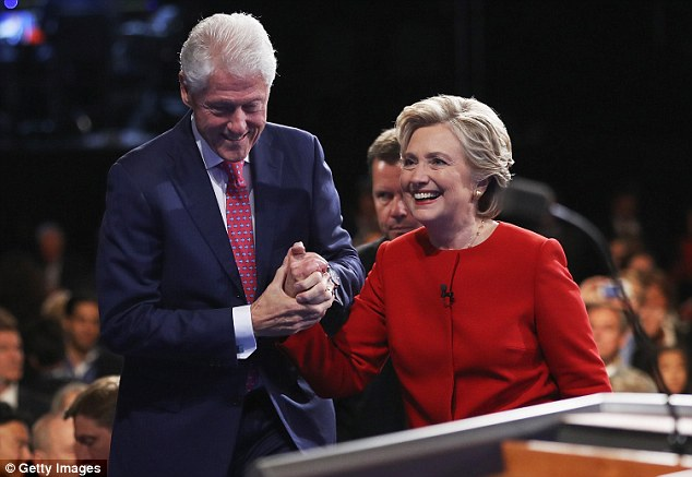 Donald Trump has been trying to push former US president Bill Clinton's past infidelities into the spotlight as part of his campaign for the White House, even going so far as to suggest that presidential nominee Hillary Clinton had not been 'loyal' to her husband
