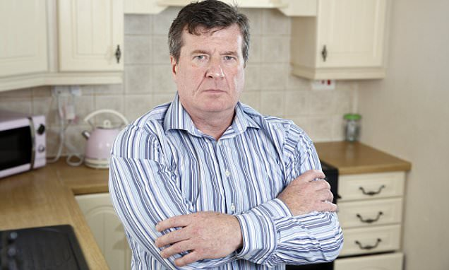 Vanishing pensions as Paul's was worth £1,300 in the 90s but he now owes £37.32