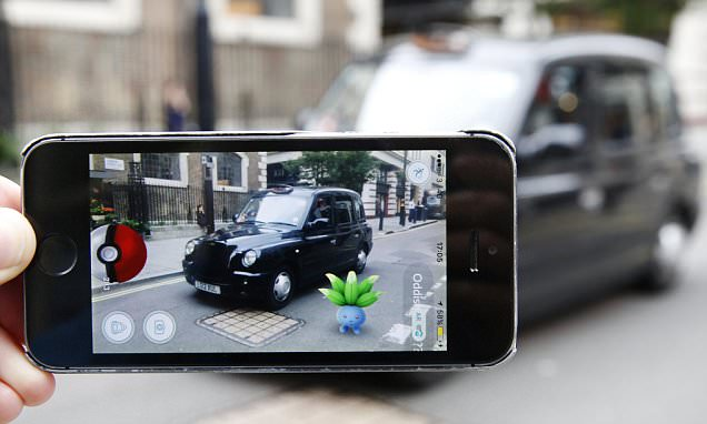 As Pokeman Go craze hits, how to invest in future tech giants