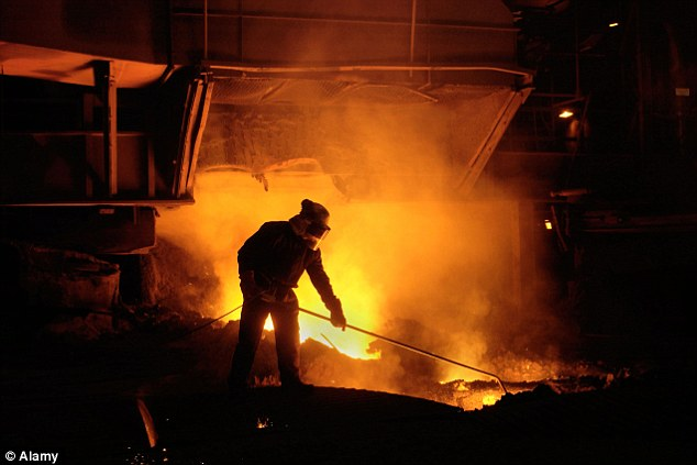 The Welsh steel industry is to enjoy a boost of almost £20million over the next five years