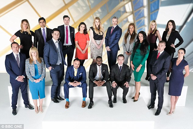 Meet the candidates:The Apprentice candidates hoping to impress the fearsome entrepreneur have now been revealed ahead of the series debut on October 6