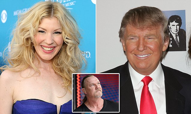 Donald Trump insulted Emily West's appearance on The Apprentice