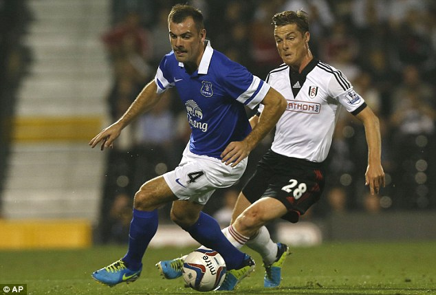 Bad news at Goodison: Gibson requires surgery on his knee injury