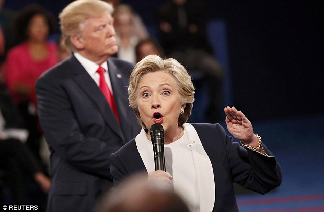 Clinton attacked Russia at the presidential debate, in some of her strongest words yet to the Putin regime