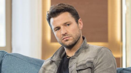 EDITORIAL USE ONLY. NO MERCHANDISING Mandatory Credit: Photo by Ken McKay/ITV/REX/Shutterstock (6141538k) Mark Wright 'This Morning' TV show, London, UK - 10 Oct 2016 In the first of two VT's, MARK WRIGHT: OCD AND ME (VT + LIVE), Mark Wright goes on the road and candidly speaks to people about living with Obsessive Compulsive Disorder. He travels to Leicester to meet a 17 year old with severe OCD who is desperate for help to learn about the challenges he faces and how it affects his life. Mark is joining us in the studio to discuss his personal experience of OCD and to tell us all about his journey.