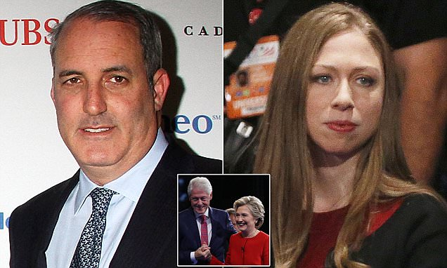 Wikileaks reveals Bill Clinton's closest adviser called Chelsea 'a spoiled brat'