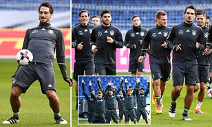 Joachim Low's Germany in mood to improve despite only ever tasting defeat twice in World