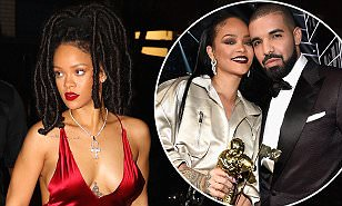 Drake and Rihanna 'split' as the rapper is linked to another hip hop star's ex