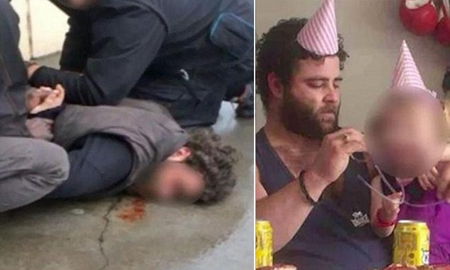 Bunnings Warehouse 'thief' told security he could not breathe before he died
