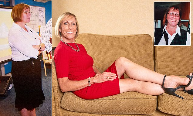 Essex divorcee spends £5k turning herself into a 'sexy cougar' and now dates younger men