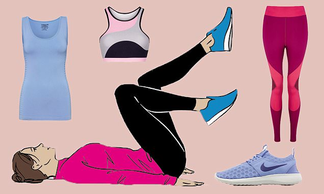 How to tone your tummy from the comfort of your own home