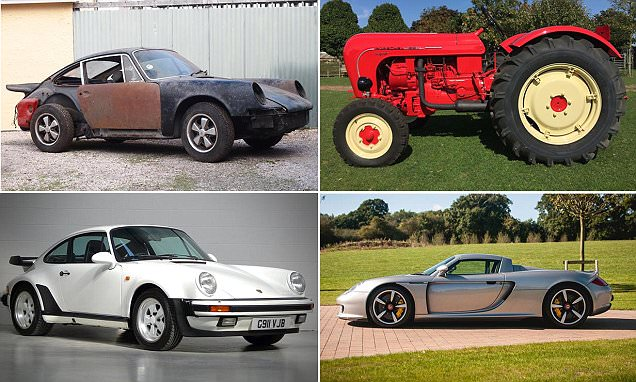 It's the ultimate auction for Porsche fans and we pick 25 of the best
