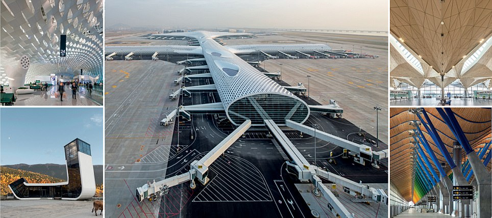 Airports so beautiful you'll WANT to be delayed: The world's most spectacular terminals