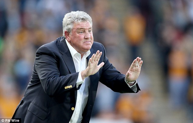 Bruce, who left Hull in the summer, said managing Championship Villa would be 'a terrific job'