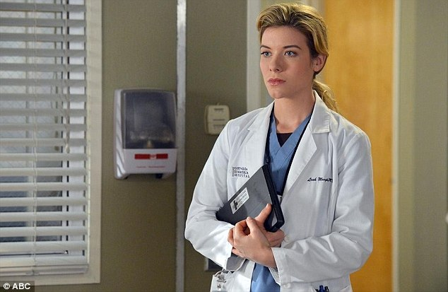 Back again!Tessa Ferrer is returning to Grey's Anatomy, according to The Hollywood Reporter