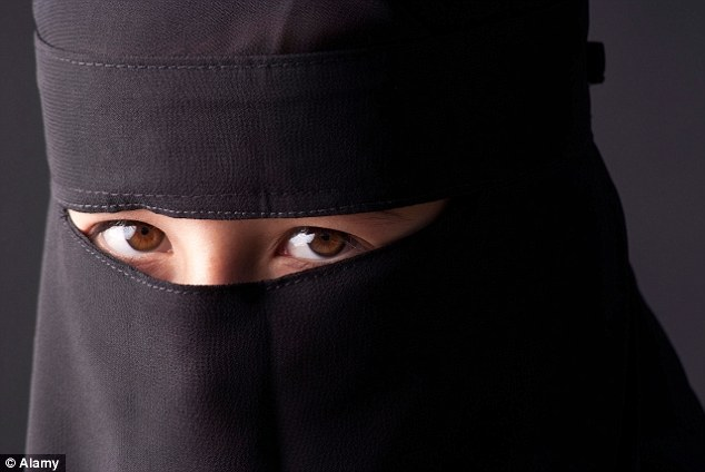 The woman, who is in her 20s and lives in Norway, was punished by her father for not living an Islamic lifestyle (file picture)