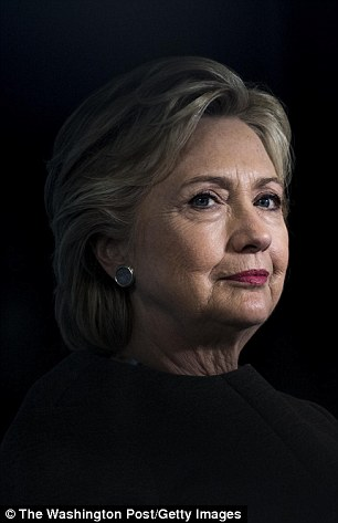 Hillary Clinton (pictured) had her campaign ready 'hits' against Sen. Bernie Sanders between the first and second Democratic debate last year